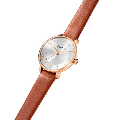 ساعت مچی زنانه اصل   برند فانتور   مدل WF1009L01