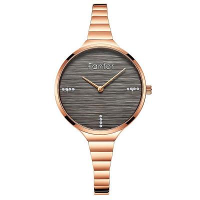 ساعت مچی زنانه اصل   برند فانتور   مدل WF1023L04