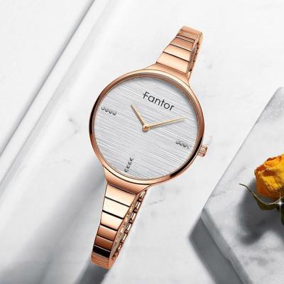 ساعت مچی زنانه اصل   برند فانتور   مدل WF1023L05