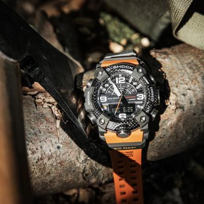 ساعت مچی مردانه اصل | برند کاسیو | مدل GG-B100-1A9DR