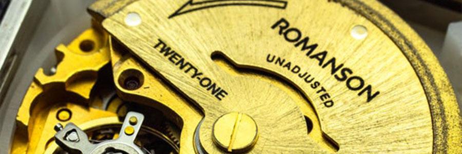 ساعت مچی رومانسون | فروشگاه اینترنتی تیک تاک گالری