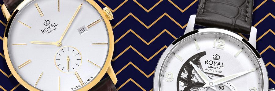 ساعت مچی رویال لندن | فروشگاه اینترنتی تیک تاک گالری